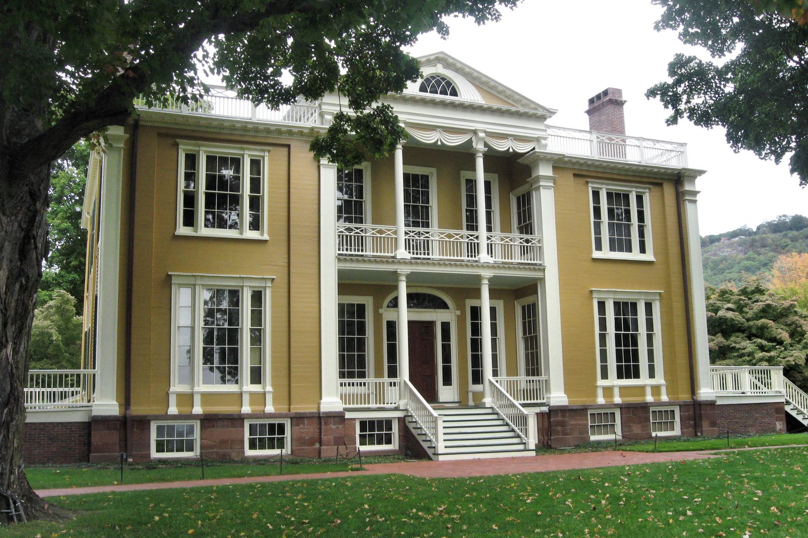 Boscobel Historic House Museum