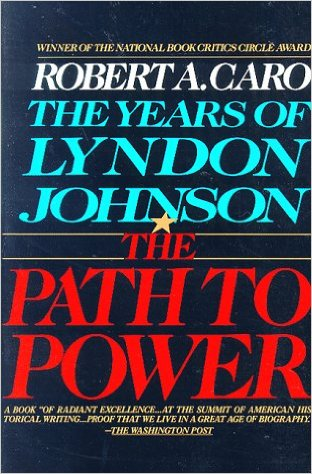 Learn more about LBJ's early years with the first volume of Robert Caro's series, The Path to Power. Click the link below to learn more about this book.
