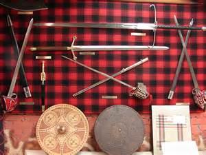 Scottish Weapons