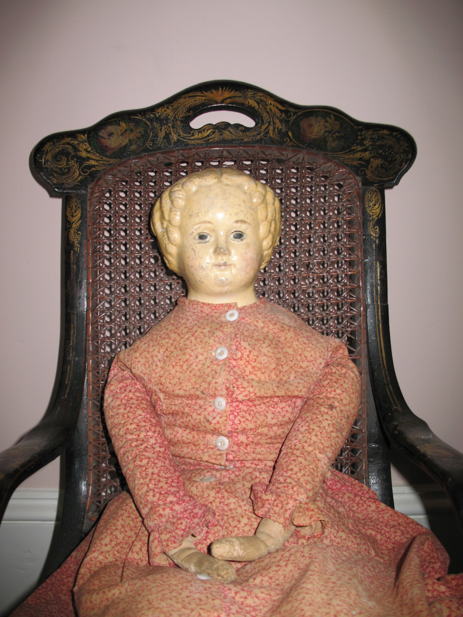 The Case of the Cursed Doll - A walking murder mystery