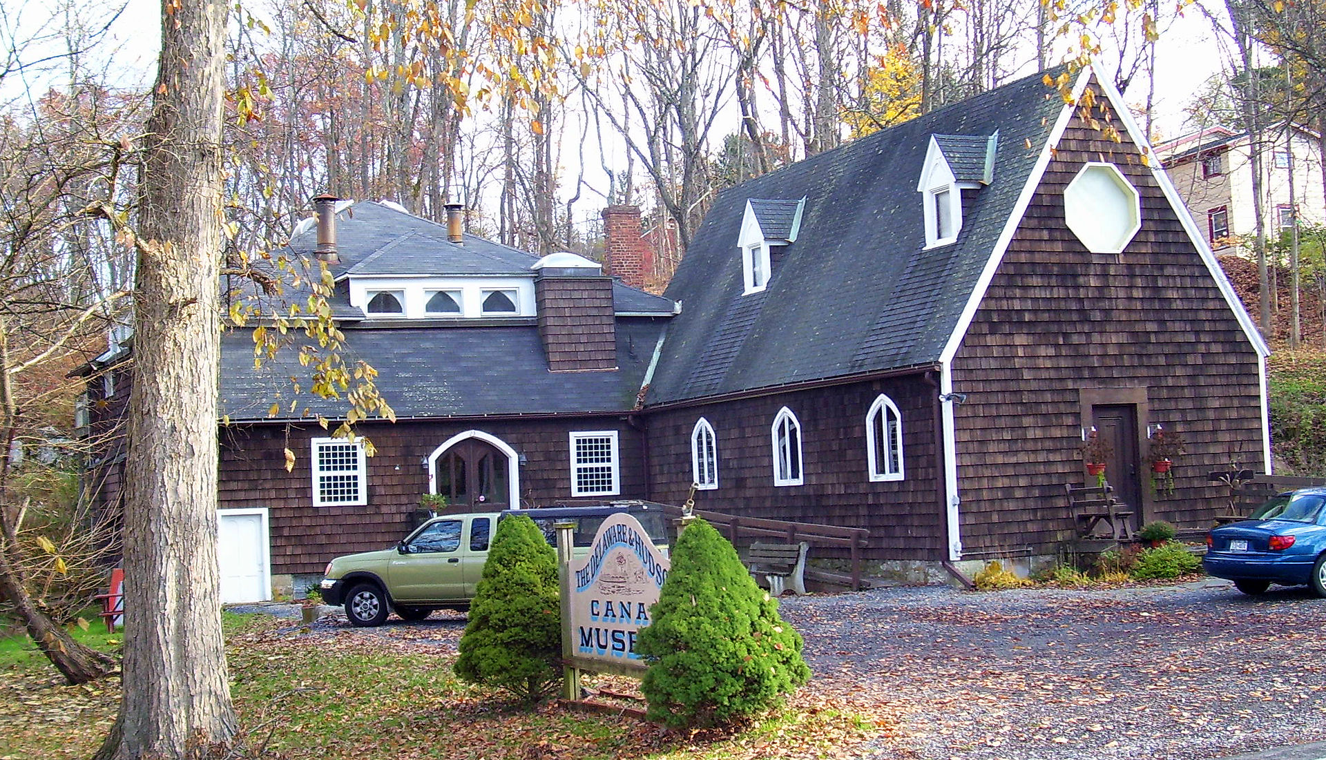 The Delaware and Hudson Canal Historical Society and Museum