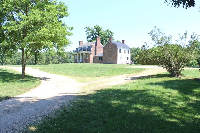Visitors can tour the restored mansion of planter, attorney, gentleman, and reluctant Patriot Thomas Stone.