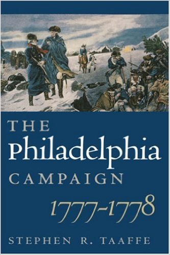 Learn more about the Battle of Germantown and the Revolutionary War in Philadelphia with this book from the University of Kansas.