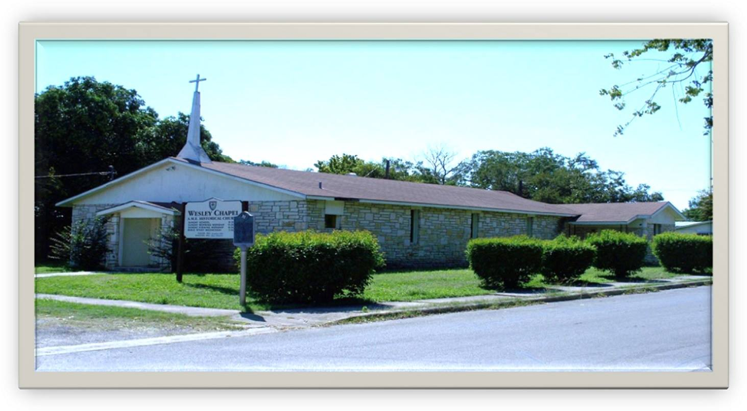 The present church structure was built between 1962 and 1963 under the leadership of Rev. A. T. Harris.