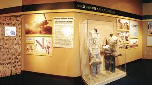 Here is an exhibit that is inside of the museum.