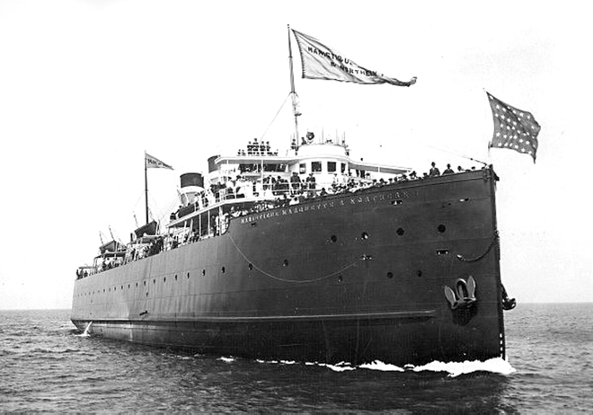 The S.S. Milwaukee