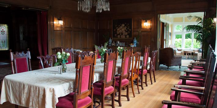 Shafer-Baillie Mansion Main Dining Hall