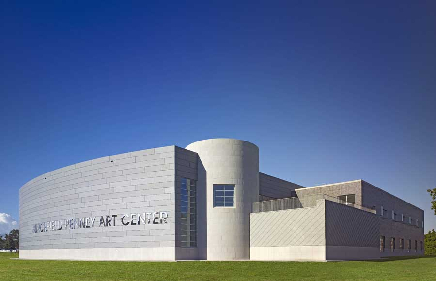 The Burchfield Penney Art Center was established in 1966.