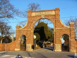 Oakland Cemetery was added to the National Register of Historical Places on April 28, 1976
