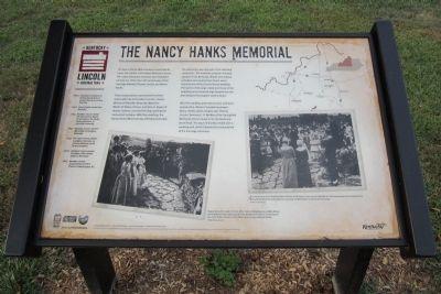 Nancy Hanks Memorial Marker