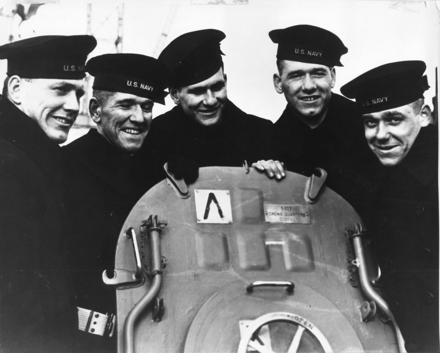 The 5 Sullivan Brothers.