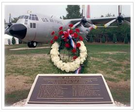 Memorial at National Vigilance Park