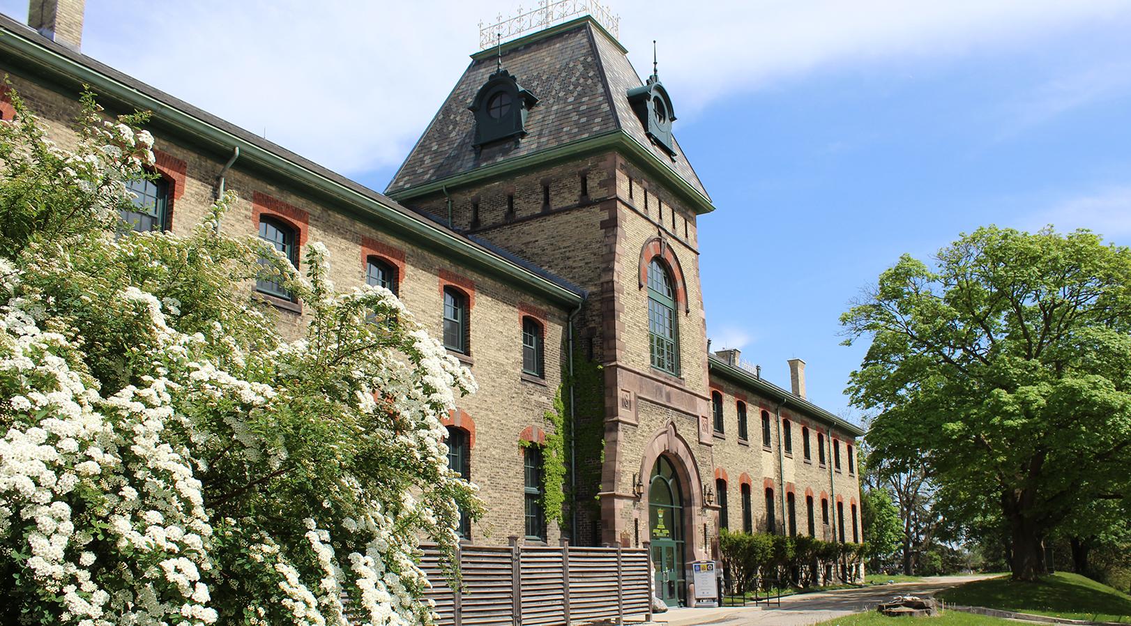 Wolseley Barracks, West Wing