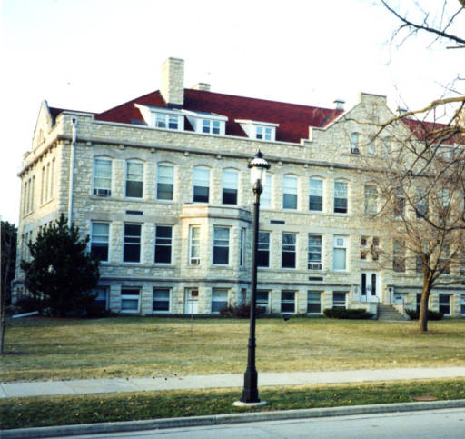 Rankin Hall, March 2001