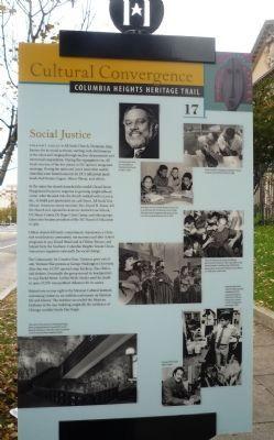 Social Justice Marker
