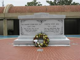 Tomb, The King Center for Nonviolent Social Change