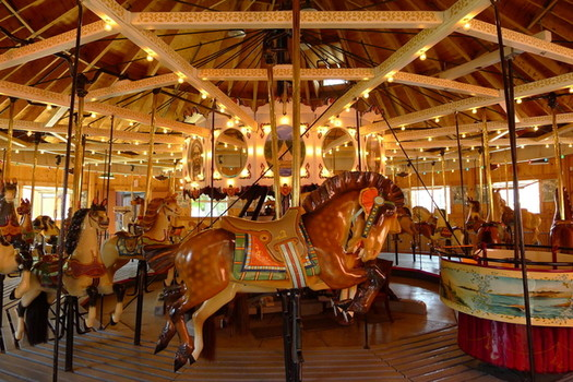 The 1916 carousel