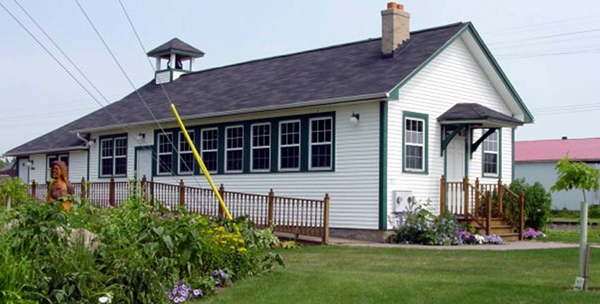 The Sanborn Area Historical Society was founded in 1966 and features the Schoolhouse Museum and the Farm Museum.