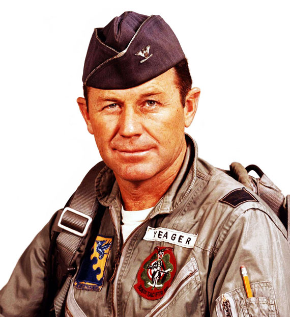"Brigadier General Charles ""Chuck"" Yeager