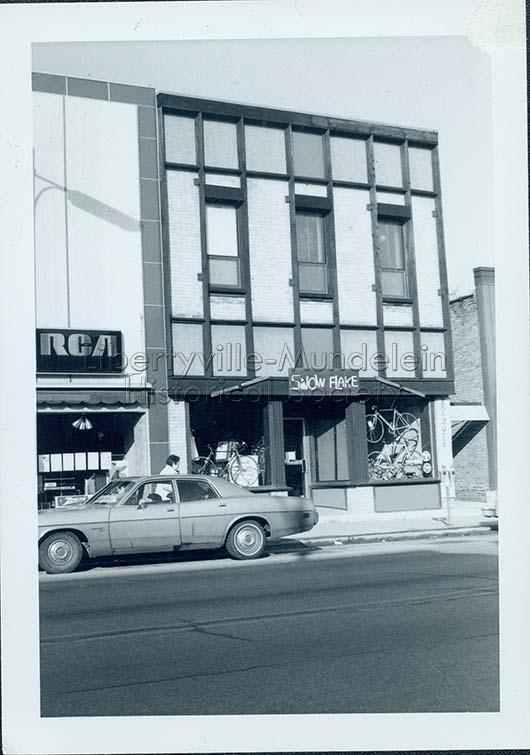 Snow Flake, circa 1974-1976