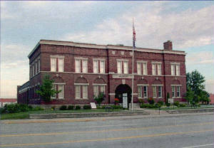 The museum has been located in this historic armory since 1988. The armory was completed in 1910-just nine years prior to the formation of the historical society.