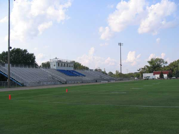 Sisson-Rapacz Field in present day