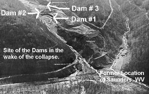 This is where the dams are located.