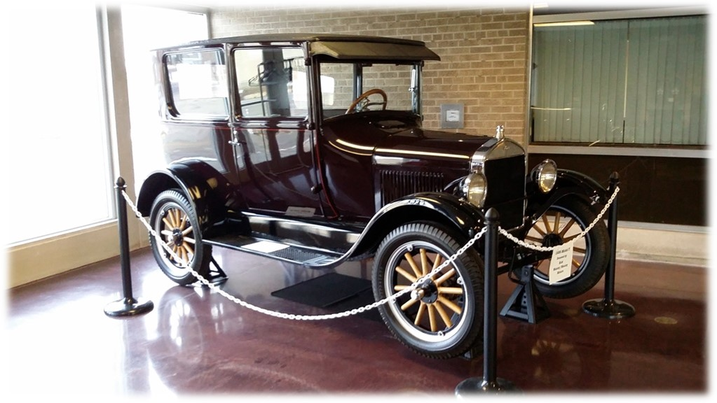 Model T- Fully restored!
