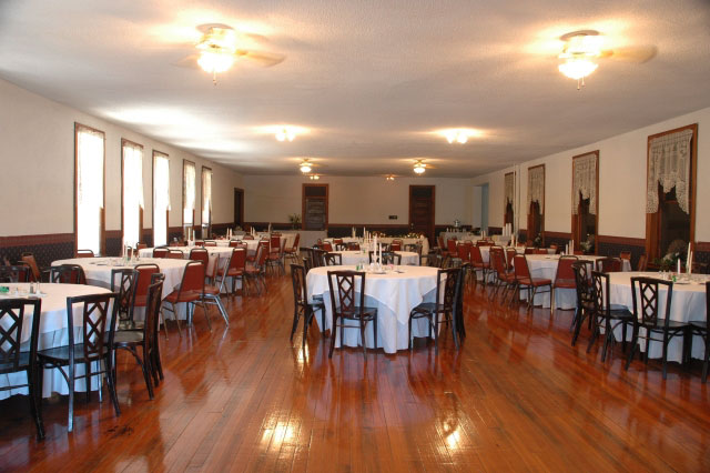 Fourth floor Grand Ballroom