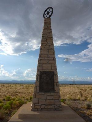 Mormon Battalion Monument today