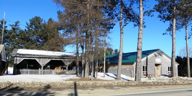 The Lumberman's Museum