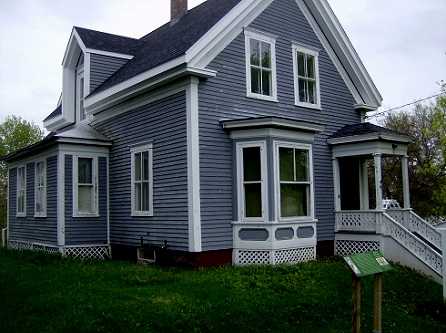 The Vera Estey House, built in 1875.