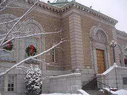 Norumbega Hall