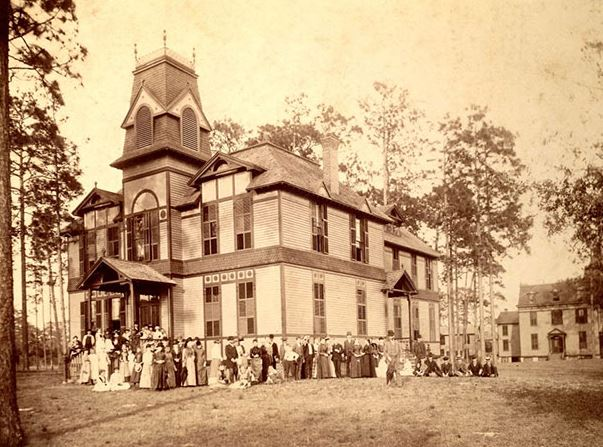 Deland Hall opened in 1884.