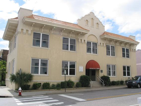 The Pensacola Museum of Art purchased the building in 1988. Between 1954 and 1988, the museum leased the building from the city for only $1 per year-a way to help the museum in its early years.
