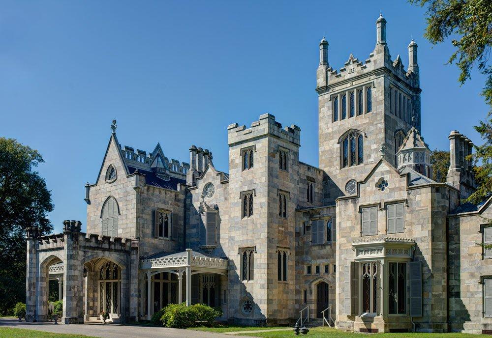 Lyndhurst Mansion, modern day