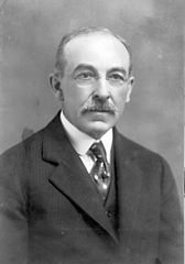 John D. Van Allen in 1919