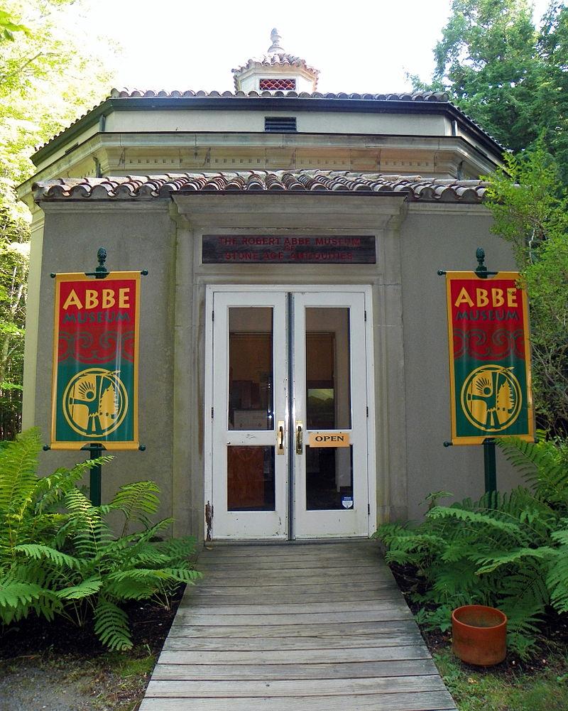 The Abbe Museum in Sieur De Monts