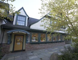 The downtown Bar Harbor location
