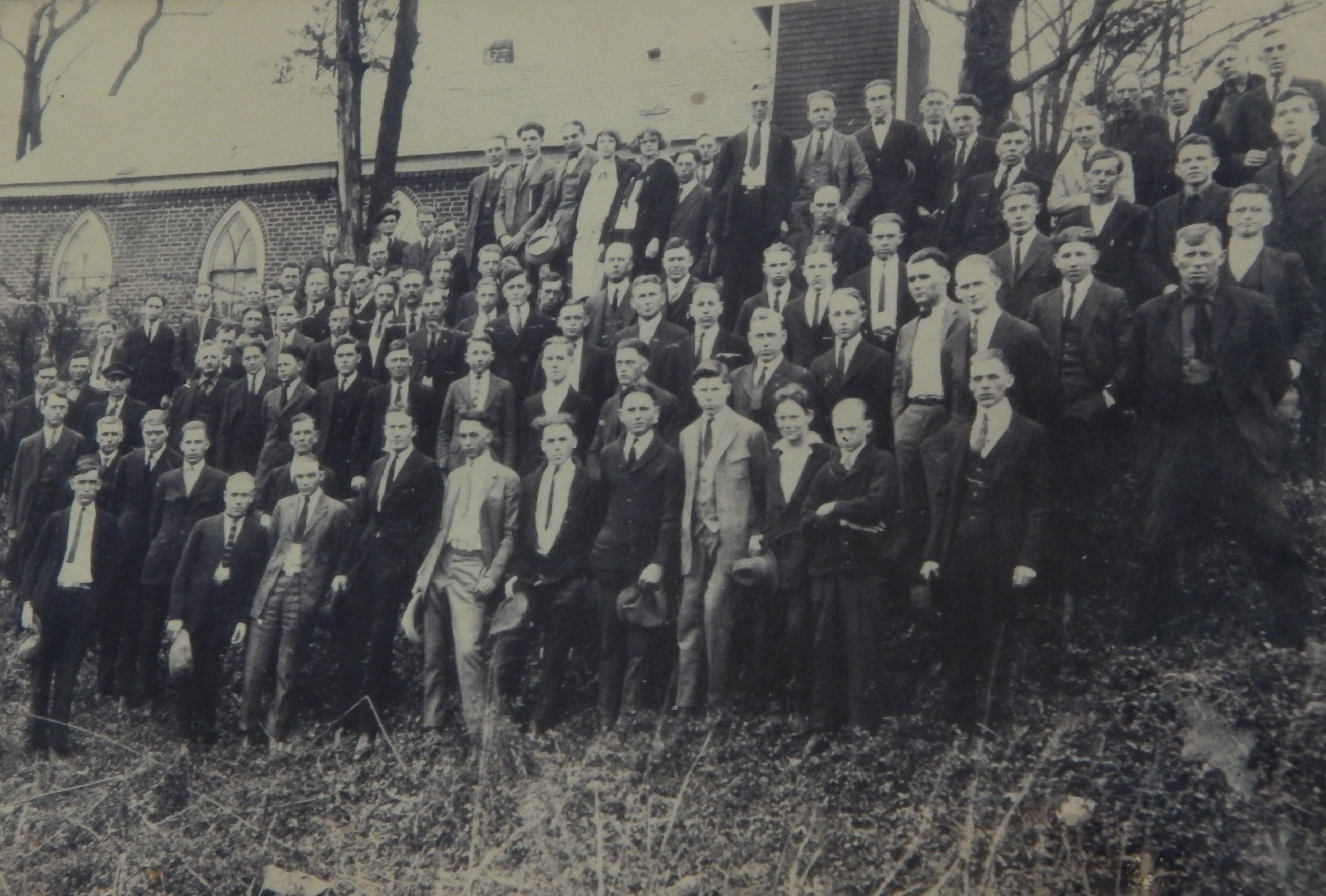 Congregation Photo (date unknown)