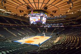 Madison Square Garden after the most recent renovation.