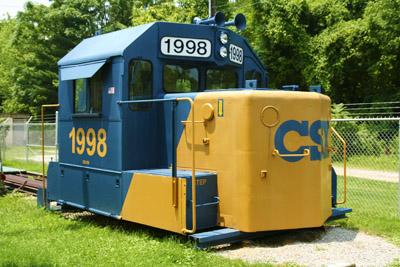 CSX Diesel Cab.