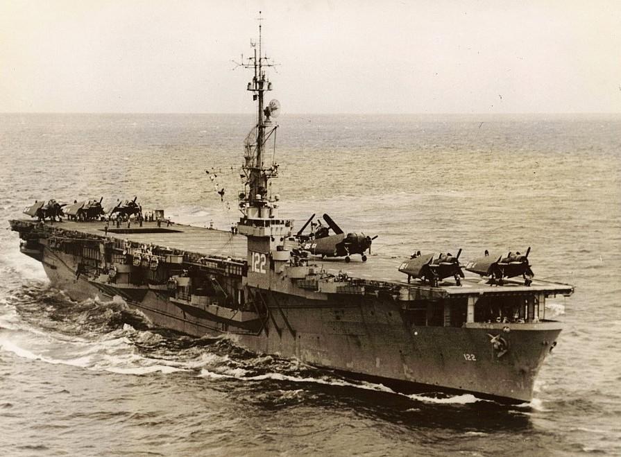 USS Palau