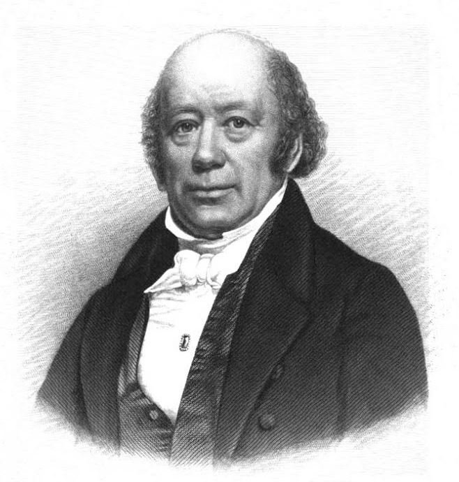 John Black, an Englishman by birth, but naturalized as an American citizen. He willingly took up arms against England during the War of 1812 and for his militia commission is often referred to as Colonel John Black.