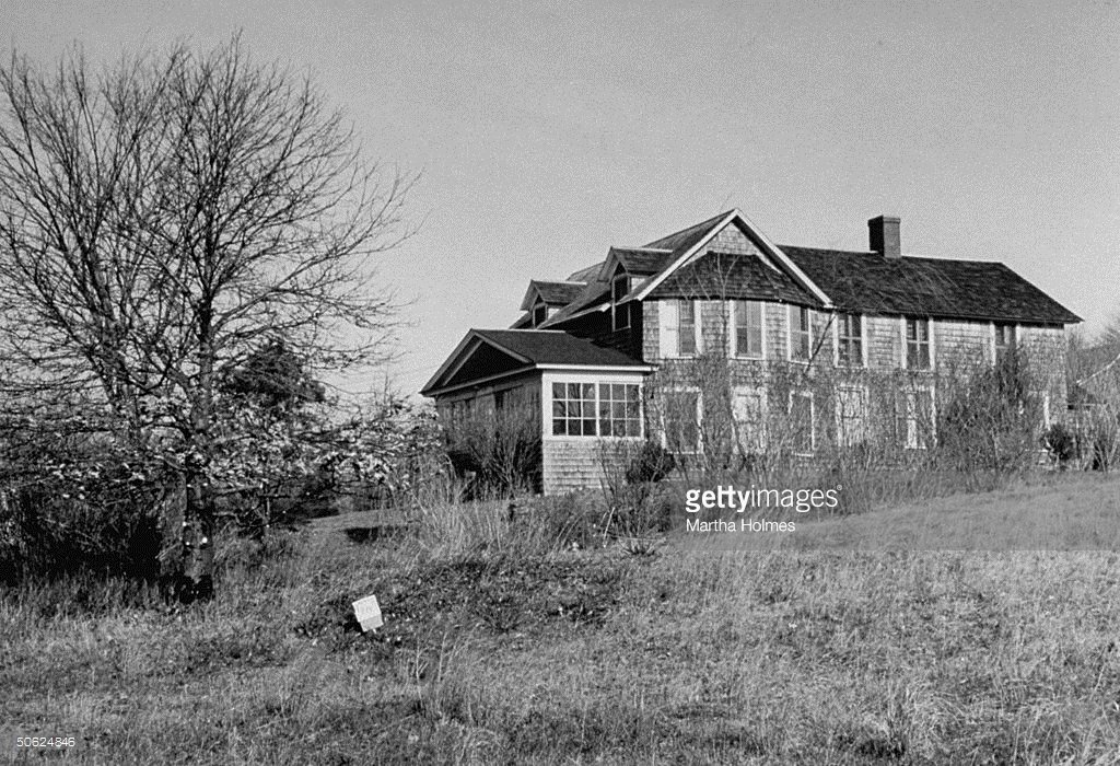 Colepaugh's childhood home. He was still a child when his American father died, and he was raised by his German mother and a number of German relatives. (Getty images).
