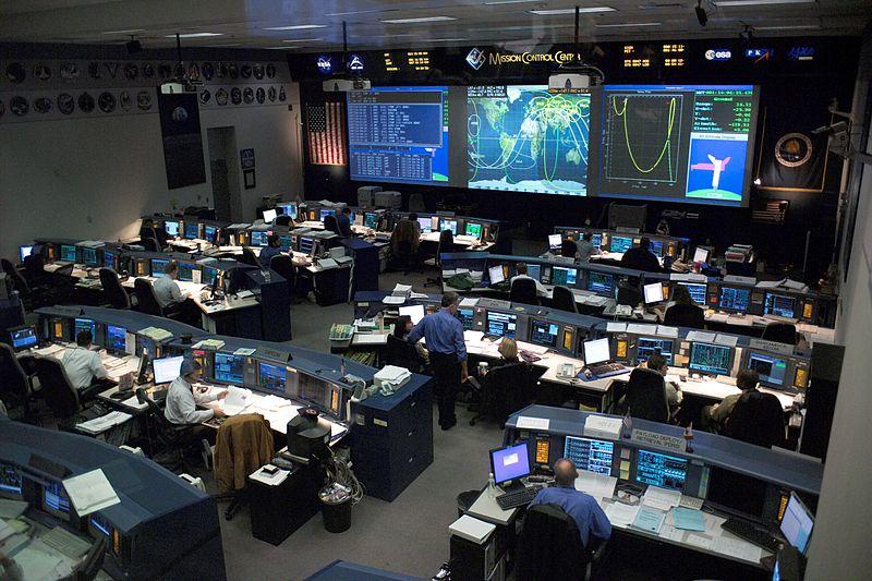 Inside Mission Control