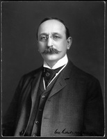Cass Gilbert, the architect of the WV State Capitol.