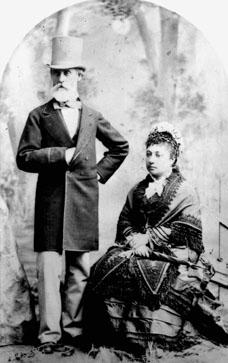 Charles Reed and Bernice Pauahi Bishop