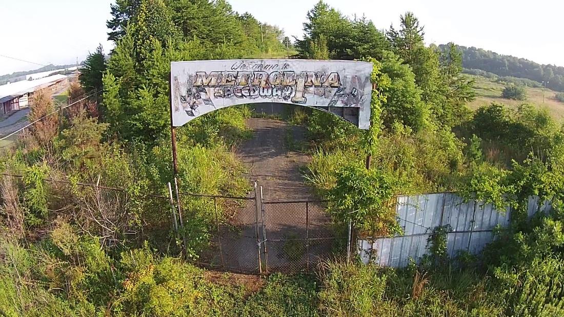 Metrolina Speedway Gate (2014)