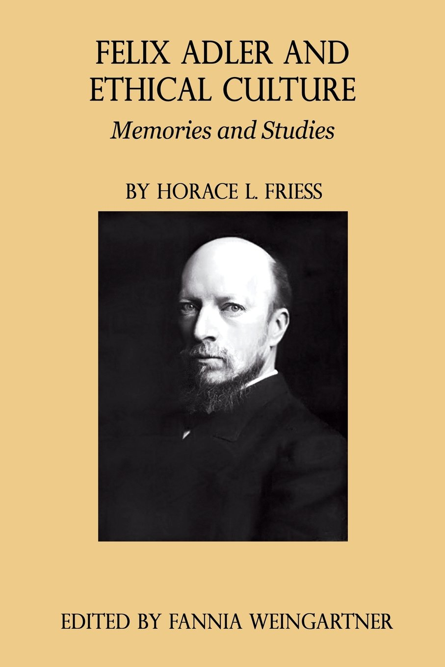 Learn more about the philosophy of Felix Adler with this book by author Horace Friess by clicking the link below.